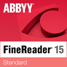 ABBYY FineReader 15 Standard - Gouvernement