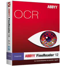 ABBYY FineReader 12 Corporate - monoposte