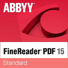 ABBYY FineReader PDF 15 Standard - Education
