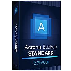 Acronis Backup Standard Serveur