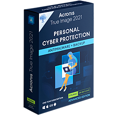 Acronis True Image Advanced - 250 Go - Etudiant/Enseignant - Abonnement