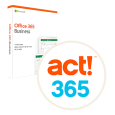 Office 365 Business + ACT! 365