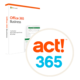 Visuel Office 365 Business + ACT! 365