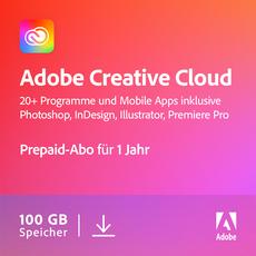 Adobe Creative Cloud - Alle Apps - Einzelanwender
