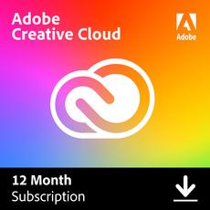 Adobe Creative Cloud - Alle Apps - Individuele gebruikers