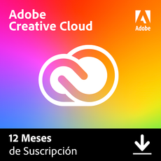 Adobe Creative Cloud - Todas las aplicaciones - Particulares