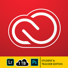 Adobe Creative Cloud Photographie - Education - 1 To