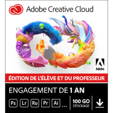 Adobe Creative Cloud all Apps - Education