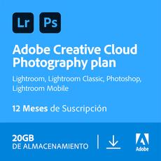 Plan fotográfico - 20 GB