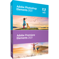 ADOBE Photoshop Elements 2021 & Premiere Elements 2021