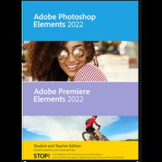 ADOBE Photoshop Elements 2022 & Premiere Elements 2022 - Education