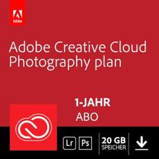 Creative Cloud Foto-Abo - 20 GB