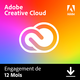 Visuel Adobe Creative Cloud all Apps - Particuliers