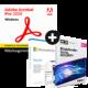 Visuel Pack Acrobat Pro 2020 - Etudiant/Professeur + Microsoft 365 Famille  + Bitdefender Total Security