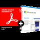 Visuel Pack Acrobat Standard DC + Microsoft 365 Famille