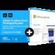 Visuel Pack Adobe Creative Cloud Photo 20 Go + Microsoft 365 Famille