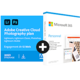 Visuel Pack Adobe Creative Cloud Photo 20 Go + Microsoft 365 Personnel