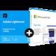Visuel Pack Adobe Lightroom CC + Microsoft 365 Famille