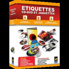 Etiquettes CD-DVD et jaquettes - Solutions CréaFuté
