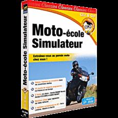 Moto-école Simulateur
