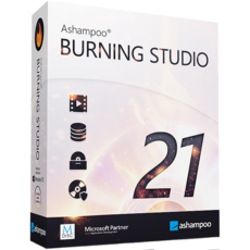 Ashampoo Burning Studio 21