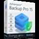 Visuel Ashampoo Backup Pro 15