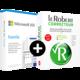 Visuel Pack Microsoft 365 Famille + Le Robert Correcteur
