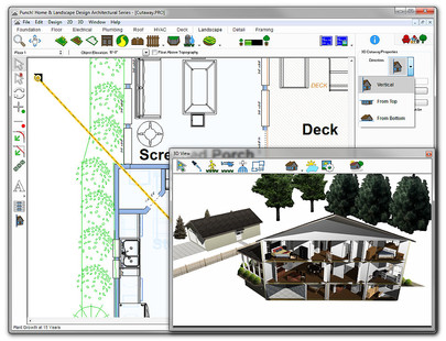 Architecte 3d Exterieur