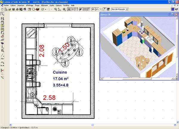 Cuisine et salle de bain 3d acheter et t l charger sur for Logiciel 3d cuisine gratuit francais