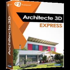 architecte 3d express acheter et t l charger sur. Black Bedroom Furniture Sets. Home Design Ideas