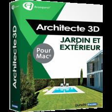 Architecte 3D Jardin et Extérieur - Mac