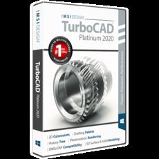 TurboCAD Platinum 2020