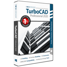 TurboCAD Professional 2020