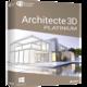 Visuel Architecte 3D Platinium