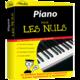 Visuel Le Piano pour les Nuls