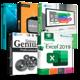 Visuel Offre Exclusive - Pack multi-logiciels - 5 logiciels pour 24,99€ TTC au lieu de 154.95€ TTC