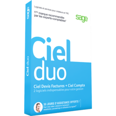 Ciel Duo 2017 (Ciel Compta + Ciel Devis Factures)