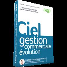 Ciel Gestion Commerciale Evolution 2017