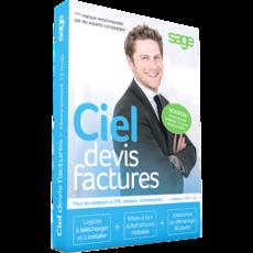 Ciel Devis Factures - Abonnement 12 mois
