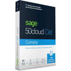 SAGE 50cloud Ciel Essentials - Formule Simply - Compta