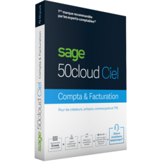 SAGE 50cloud Ciel Essentials - Formule Simply - Compta + Gestion commerciale