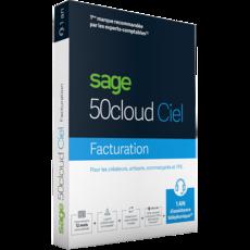 SAGE 50cloud Ciel Premium - Formule Serenity - Gestion commerciale