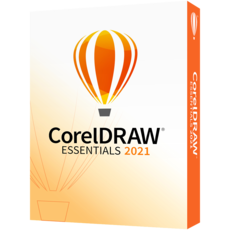 CorelDRAW Essentials 2021