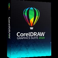 CorelDRAW Graphics Suite 2020 - Education + Programma di protezione dell'upgrade - Mac