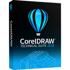 CorelDRAW Technical Suite 2020 - Education