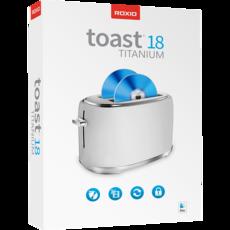 Roxio Toast 18 Titanium