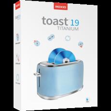 Toast 19 Titanium
