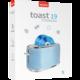 Visuel Toast 19 Titanium
