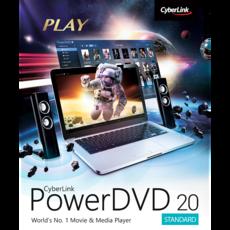 PowerDVD 20 Standard