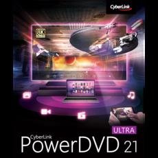 PowerDVD 21 Ultra